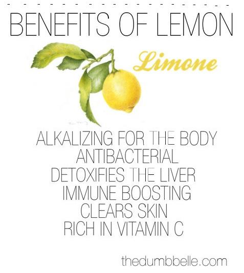 Guest Post Sip Pretty Lemon Infused Detox Water