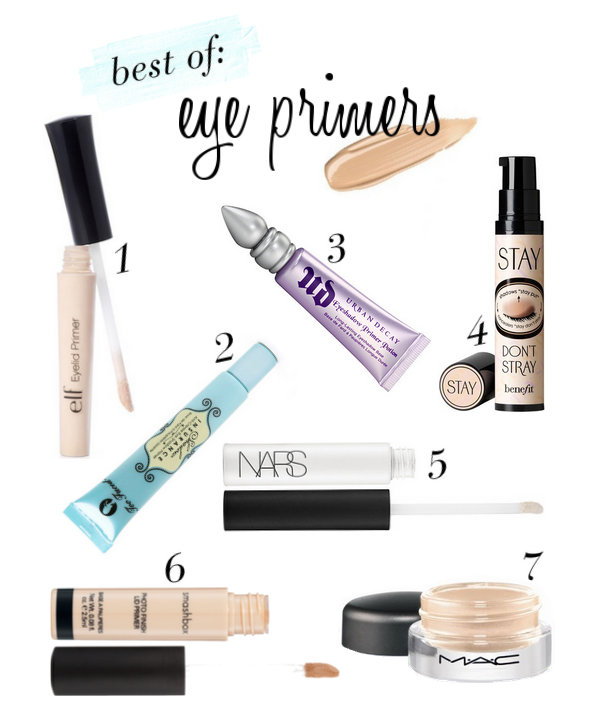 Best Eye Primers