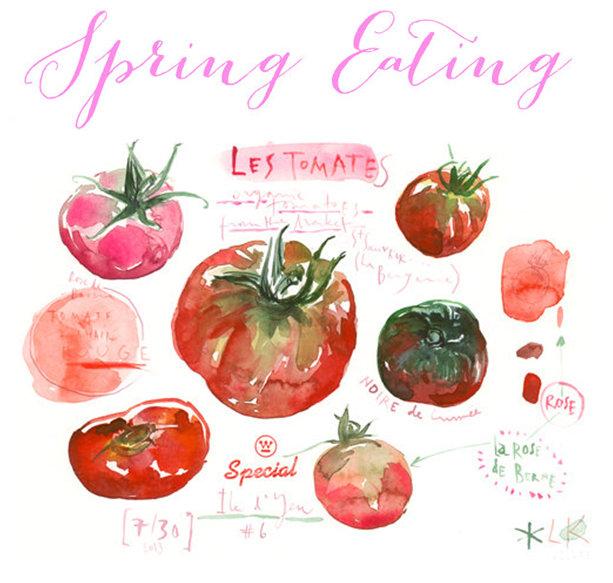 Spring Eating: Seasonal Foods To Help Detox