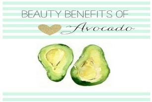 Health & Beauty Benefits of Avocado