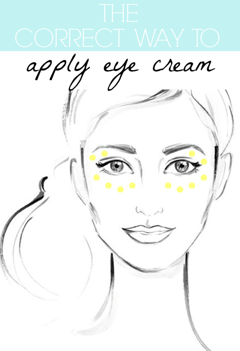 apply-eye-cream
