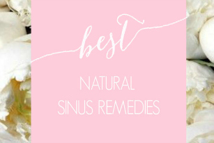 Sinus Remedies To Beat Spring Allergies