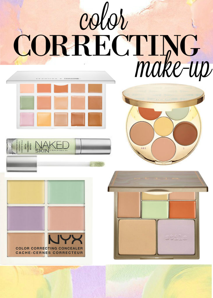 Color Correcting Makeup 101 The Dumbbelle