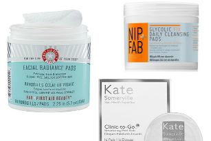 7 Best Exfoliating Pads For Brighter Skin