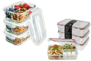 Fitness Meal Prep Containers for Healthy Living
