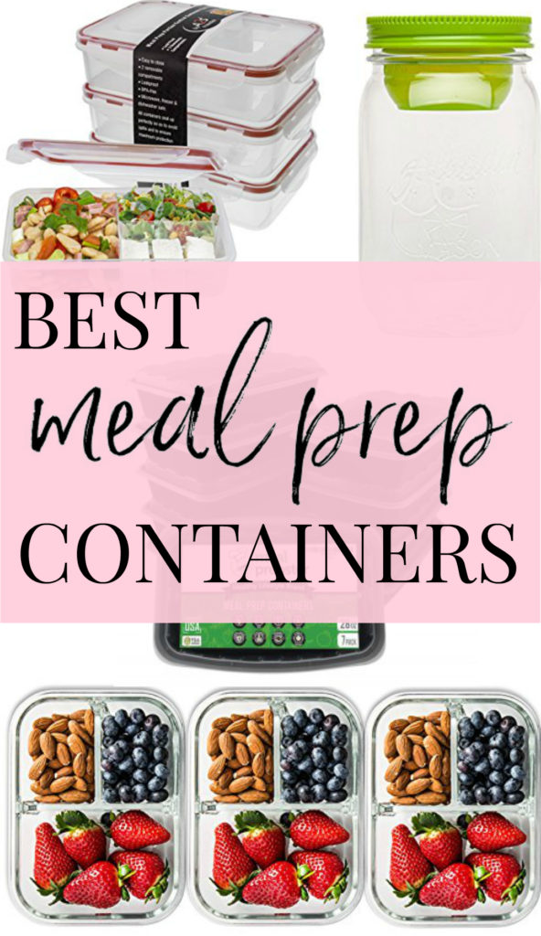 Fitness Meal Prep Containers for Healthy Living The Dumbbelle
