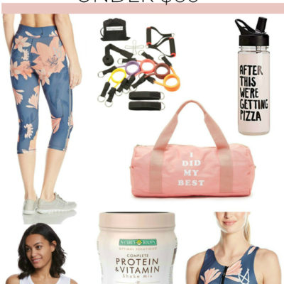The Best Amazon Fitness Finds Under $60