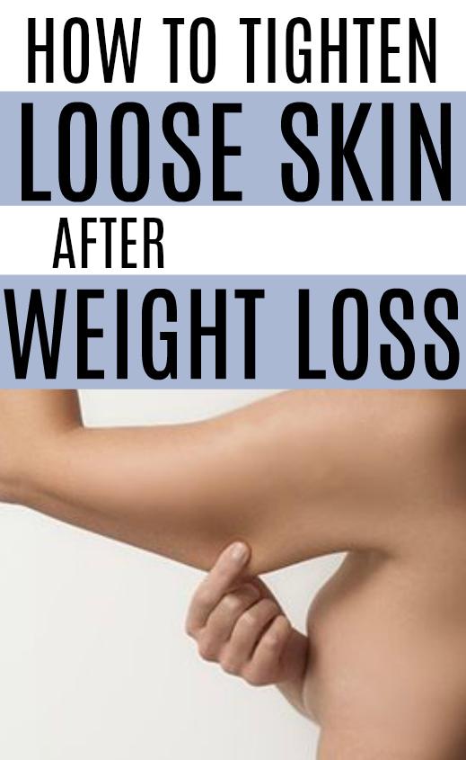 kilo kaybından sonra gevşek cildi sıkın